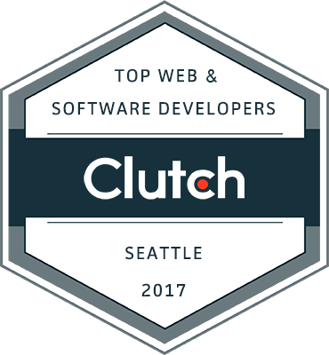 Clutch's top web and software developers Seattle 2017