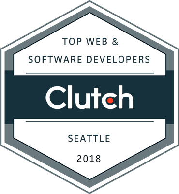 Clutch's top web and software developers Seattle 2018
